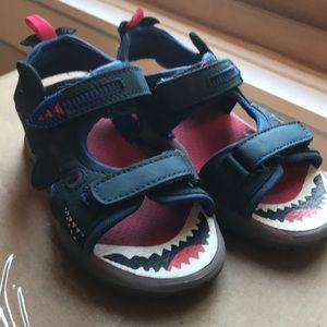Little Boy Size 9 Sandals